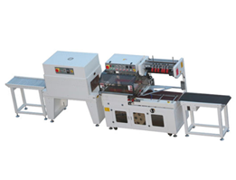 Jual AUTOMATIC L BAR SEALING & SHRINK TUNNEL