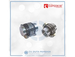 Superior Coupling Grid-Flex Type SGT Series Duta Perkasa