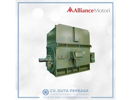 Alliance Motori Heavy A-YRKK, A-YRS Slip Ring Motor Series