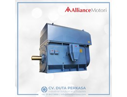 Alliance Motori - AC High Voltage Type A-YKK, A-YKS Series