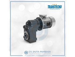 Jual Transtechno Parallel Shaft Mounted Gearmotor Type ITS Series