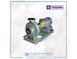 Torishima End Suction Volute Pump Type ETA.N Series