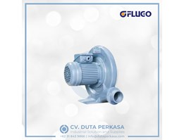 Flugo Turbo Blower type FCX Series - Duta Perkasa