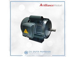 Jual Alliance Motori Single Phase Heavy Duty Type SJY Series