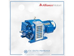 Jual Alliance Motori Eco-Drive Motor Economic Type A-YCT Series