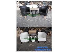 KURSI TERAS BILOXY - TERRACE CHAIR SET