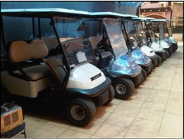 golf car Electric