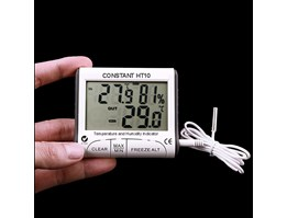 Temperature and Humadity meter HT10