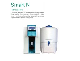 Jual Water Purification (Water Type 1 & 3) Smart N15UV
