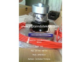 Jual JUAL LOADCELL AMSTECH TYPE WS 25 TON - 30 TON