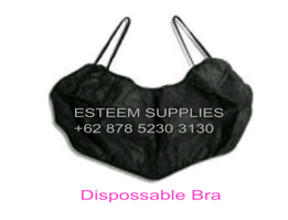 BRA DISPOSABLE FOR SPA