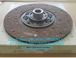 Kopling Golden Dragon