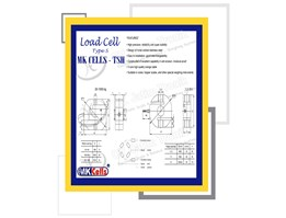 LOAD CELL TYPE S MK CELL PSH