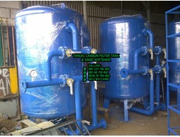 Jual Activated Carbon Filter Tank