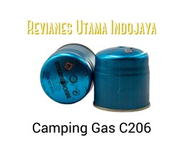 Catridge Camping Gas C206 @190GR/CAN