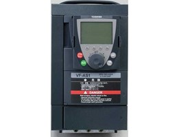 Jual Toshiba TOSVERT VFAS1-4055PL Phase 3 Voltage Class 400V