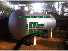 Jual Hot Recovery Hot Gas Tank