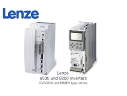 LENZE - INVERTER E82EV752K2C200