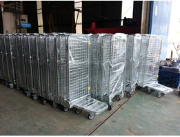 Jual Roll Cage Trolley