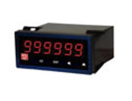 DIGITAL PANEL METER 6 DIGIT MICROPROCESS PROGRAMMABLE