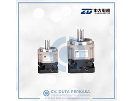 Zhongda High Precision Planetary Gearbox Type ZB Series