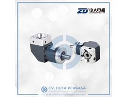 Zhongda High Precision Planetary Gearbox Type ZDWE(F) Series