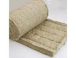 Rockwool Blanket Insulation with Wire Mesh