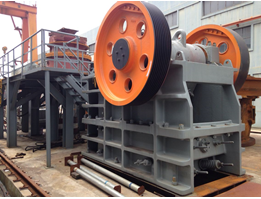 Jual Jaw Crusher - PT. Shineking Mesin Indonesia