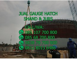 Jual Gauge Hatch Shand And Jurg