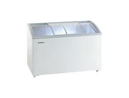 Jual Freezer Modena MC 30 - Sliding Curve Glass Murah Lengkap