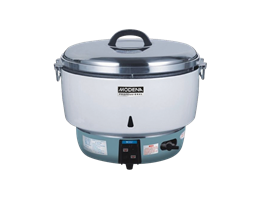 MODENA CR 1001 G - GAS RICE COOKER
