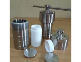 Autoclave Hydrothermal Syntesis Reactor