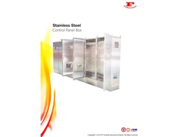 Stainless Steel Control Panel Box