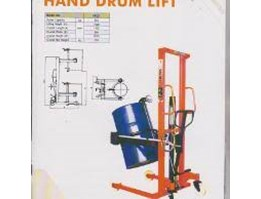 HYDROLIC DRUM LIFTER MANUAL CDL