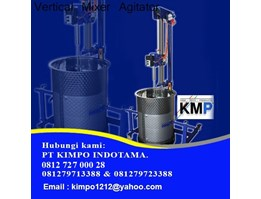 Jual Mixer Agitator KMP