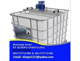 Jual Chemicals Feeder Tank