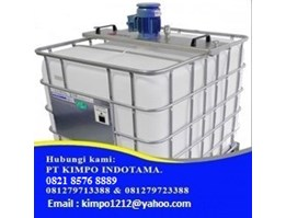 Jual Flocculant Feeder Tank
