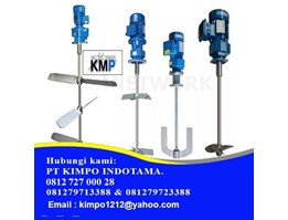 Jual Jual Agitator Stirrer Stainless steel