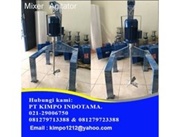 Jual Liquid Mixer Sgitator Stainless steel
