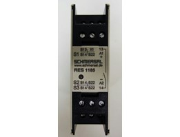 Jual SCHMERSAL Relay AES 1185.3