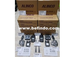 HT ALINCO DJ VX50 Dual Band IP67 Waterproof