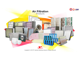 Jual Air Filtration Products