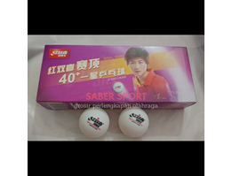 Jual Bola Pingpong Double Happiness 1Star 40mm