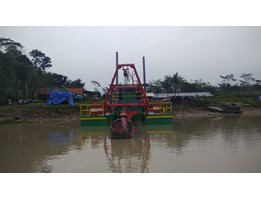 Kapal keruk CSD ( cutter suction dredger ) jual & rental