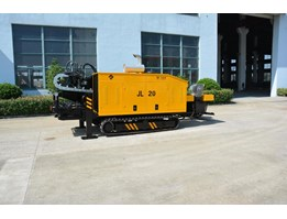JL-20 horizontal directional drilling rig