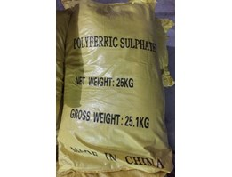 Jual Poly Ferric Sulphate