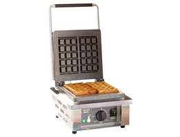 Jual Single Waffle Iron Roller Grill GES 10