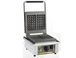 Single Waffle Iron GES 20 Roller Grill