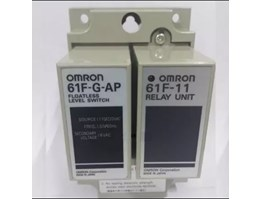 FLOATLESS LEVEL SWITCH -OMRON 61F-11