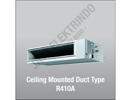 Jual AC DAIKIN DUCT CONNECTION 3 PK WIRED V (FBQ71EVE4)